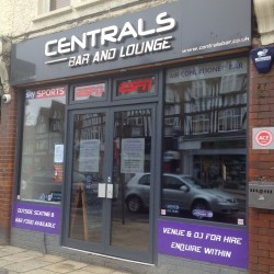 Central Bar and Lounge