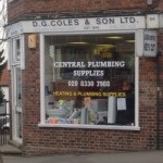 Central Plumbing Supplies